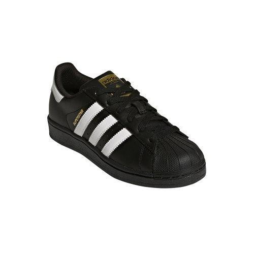 "adidas superstar foundation ""core black"" czarno-białe"