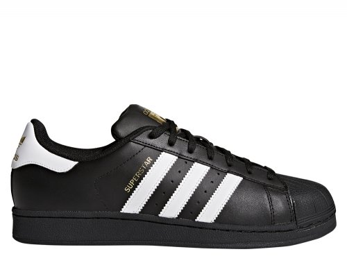 "adidas superstar foundation ""core black"" czarno-białe"
