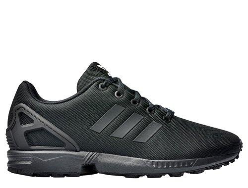 "adidas zx flux kids ""core black"" czarne"
