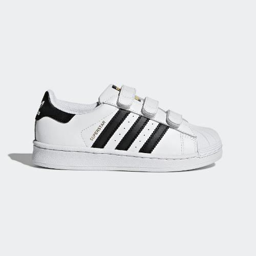 biało czarne buty z adidas