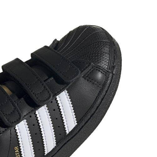 adidas superstar cf c czarno-białe