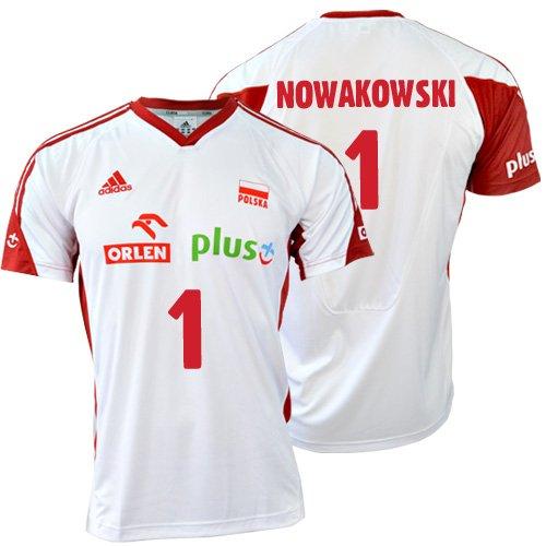 Koszulka adidas MT VB FO MO JR S Nowakowski