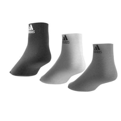 adidas 3 pack ankle socks multi wielokolorowe