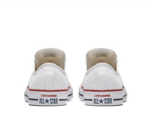 converse chuck taylor all star biało-czerwone