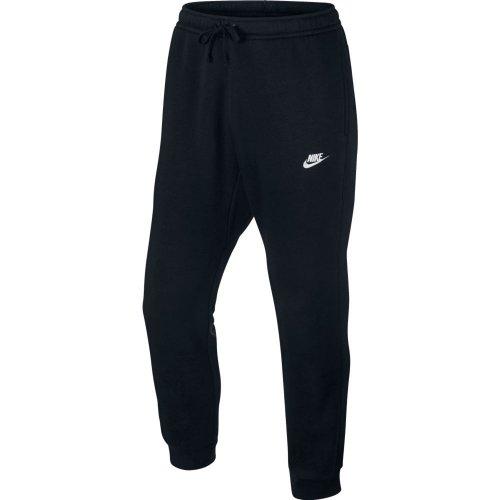 nike nsw jogger club fleece czarne