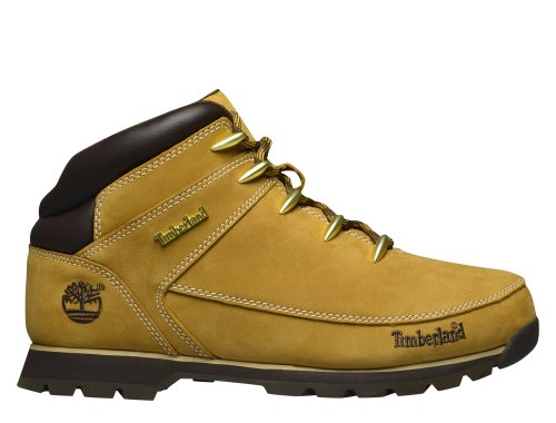 timberland euro sprint hiker brązowe