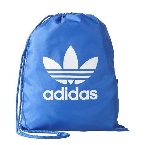adidas gymsack trefoil niebiesko-biały