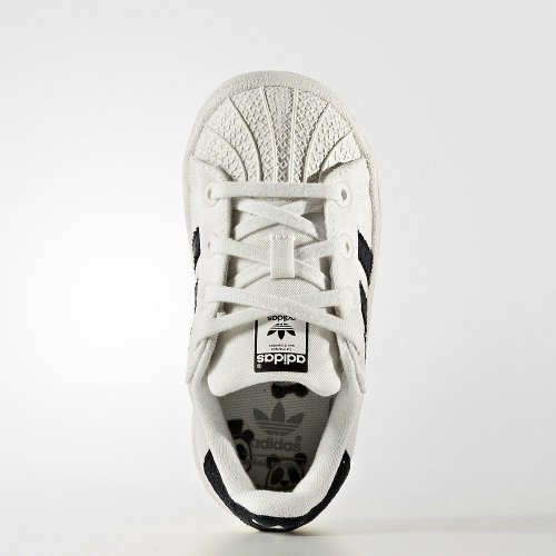 adidas superstar mini rodini i beżowo-czarne
