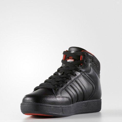 adidas varial mid j czarno-pomarańczowe