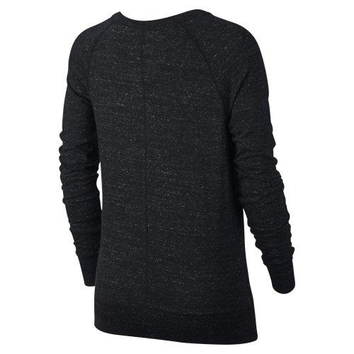 nike gym vintage crew sweatshirt szara