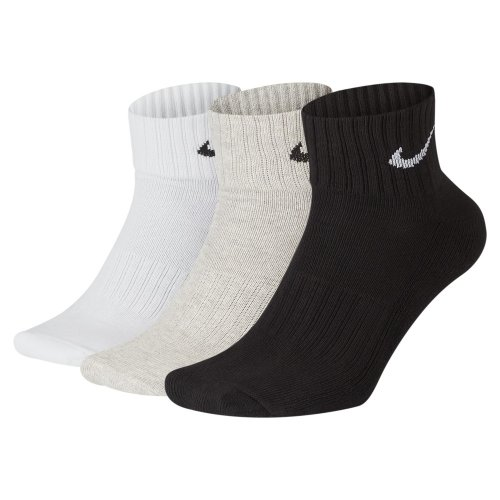 nike value quarter 3pk wielokolorowe