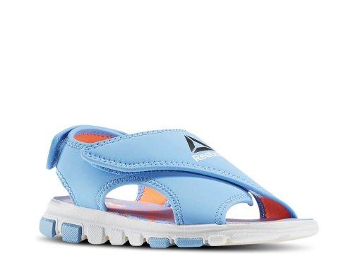 reebok wave glider ii niebiesko-pomarańczowe