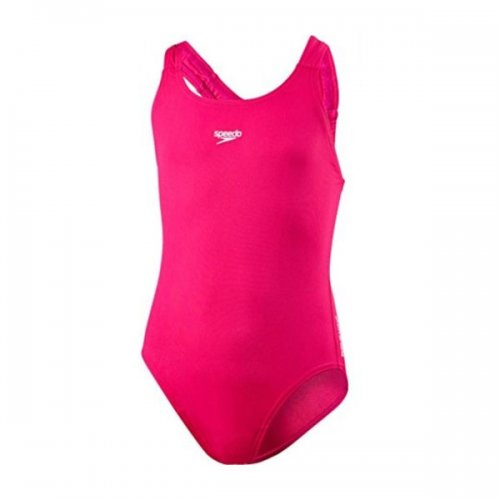 speedo essential medalist endurance+ różowy