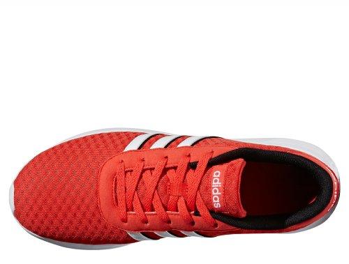 adidas Lite Racer czerwono białe