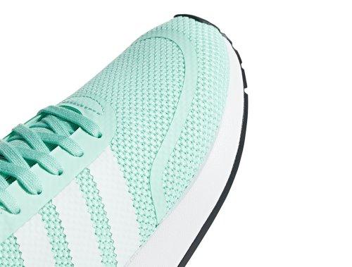 adidas n-5923 j miętowo-białe
