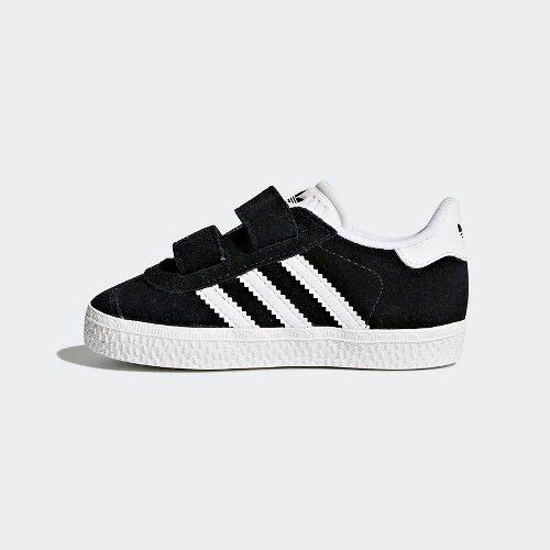 adidas Gazelle CF I czarno białe