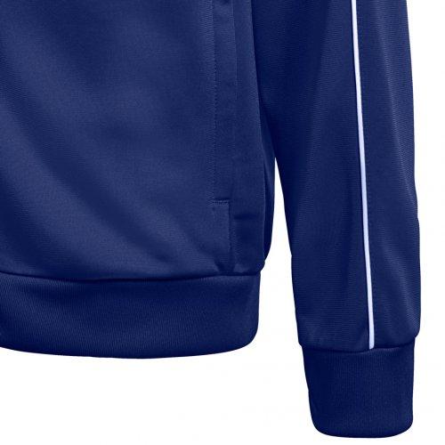 adidas core 18 polyester junior granatowa