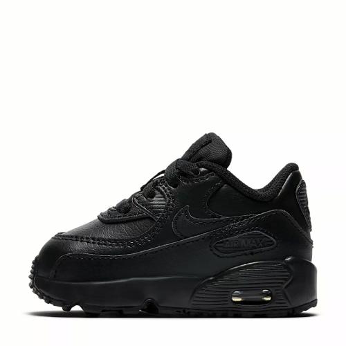 nike air max 90 leather (td) czarne