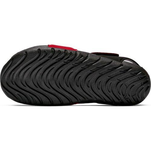 nike sunray protect 2 (ps) czerwono-czarne