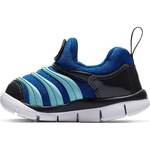Nike Dynamo Free (TD) niebiesko czarne