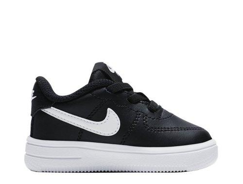 nike force 1 '18 (td) czarno-białe
