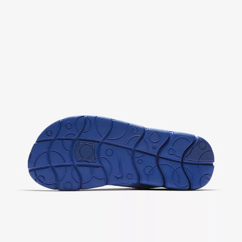 nike sunray adjust 4 (gs/ps) niebieskie
