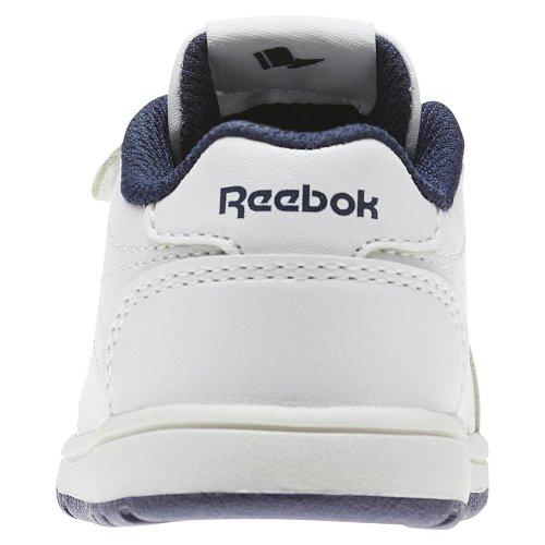 Reebok Royal Complete Clean biało granatowe