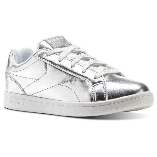 Reebok Royal Complete Clean srebrno białe