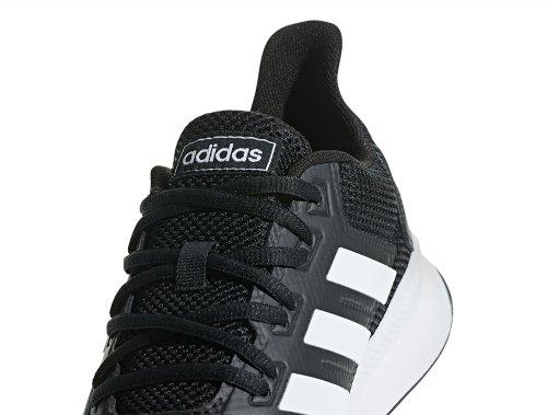 adidas falcon czarno-białe
