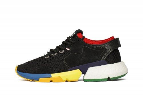 Adidas Yeezy Boost 350 V2 CzarnyCzerwona Siłownia Buty Do