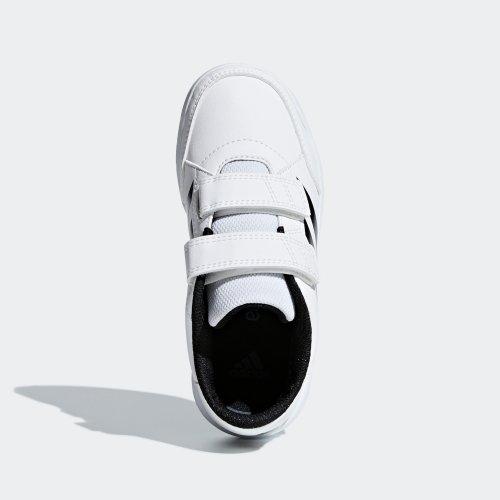 adidas altasport cf k biało-czarne