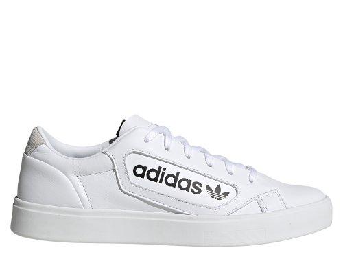 adidas Sleek W Damskie Białe (EF4935)