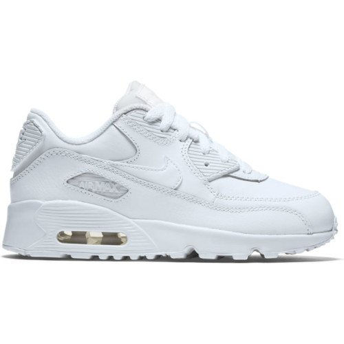 Buty NIKE Air Max 90 Ltr (PS) 833414 100 WhiteWhite