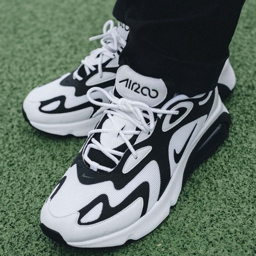 Obuwie Męskie Nike Air Max 200 AQ2568 101 (Biały, Czarny