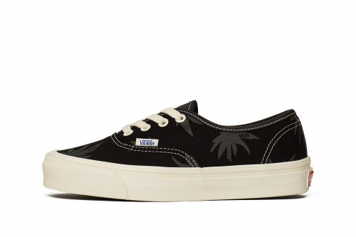 Vans Authentic 44 DX (Anaheim Factory) Black (VN0A38ENOAK
