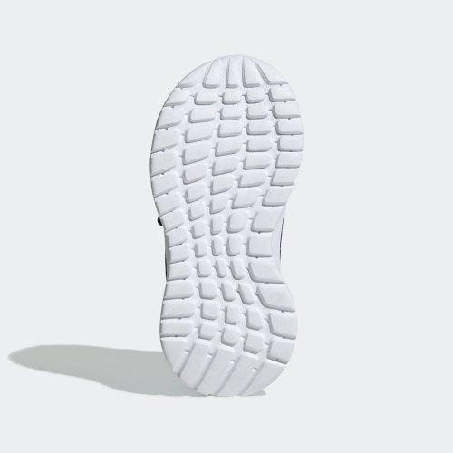 adidas tensaur run i niebiesko-białe