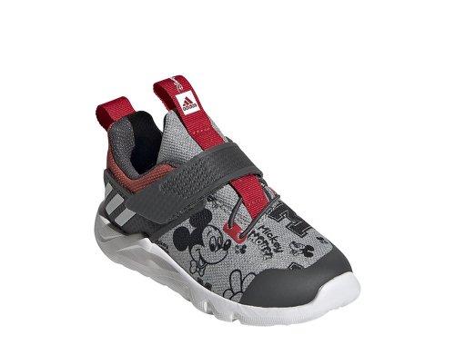 adidas rapidaflex mickey el i szaro-czerwone