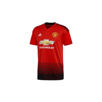 Kurtka Bluza Adidas L Manchester United 1718 Champions