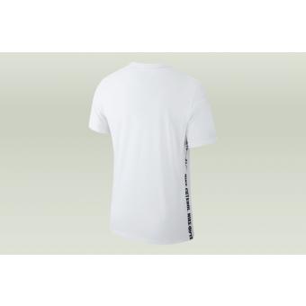 Koszulka Nike F.C. Dry Tee Side Stripe (AH9659 100)