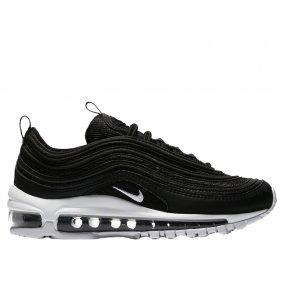 Buty Młodzieżowe Nike Air Max 97 (GS) Czarne | WorldBox
