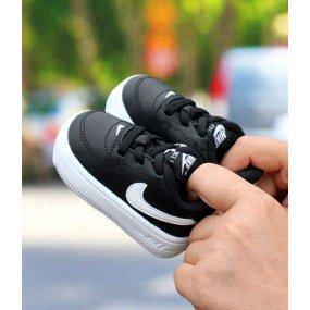Nike Force 1 1 (TD) biało czerwone