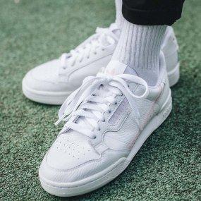 Buty Damskie adidas Sleek W Białe | WorldBox [EF4935