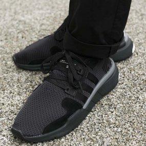 adidas eqt support mid adv męskie czarne (db3561)