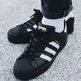 adidas superstar męskie czarne (eg4959)