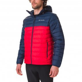 columbia powder lite™ hooded jacket m (wo1151‑616)