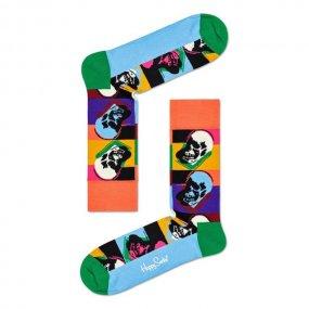 skarpety happy socks x andy warhol (awsku01‑0100)