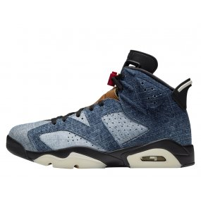 "air jordan 6 retro ""washed denim"" (ct5350‑401)"