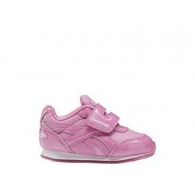 reebok royal classic jogger dziecięce różowe