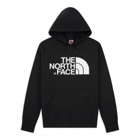 the north face m standard hoodie (nf0a3xydjk3)