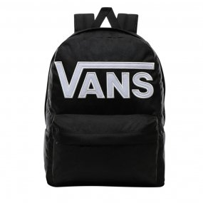 vans mn old skool iii bac black/white